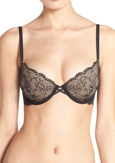 Calvin Klein 'Sensual' Underwire Push-Up Bra