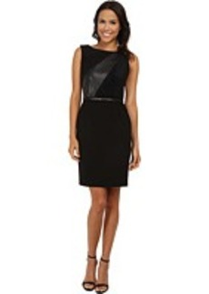 Calvin Klein Sheath with Empire Waist