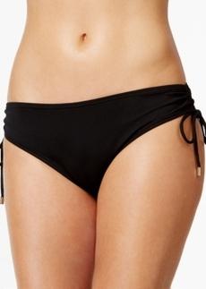 Calvin Klein Side-Tie Swim Bottoms Women's Swimsuit