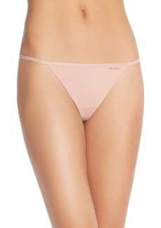 Calvin Klein Sleek G-String Thong