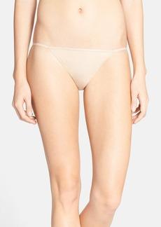 Calvin Klein 'Sleek' String Bikini (3 for $30)