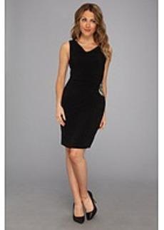 Calvin Klein Sleeveless Cowl Neck Dress CD3B1TFH