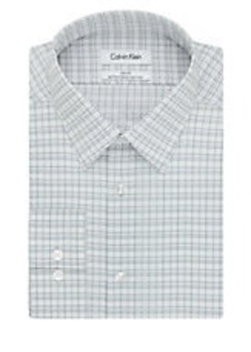 Calvin Klein Calvin Klein Ck Steel Slim Fit Graphic Check