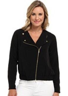 Calvin Klein Soft Moto Jacket