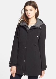 Calvin Klein Soft Shell Jacket with Attached Hooded Insert