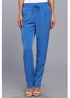 Calvin Klein Solid Drawstring Pant