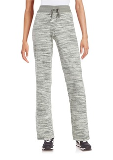 CALVIN KLEIN Space-Dyed Velour Pants
