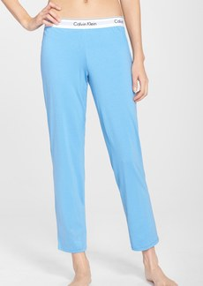 Calvin Klein Straight Leg Knit Pants