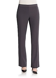 Calvin Klein Straight-Leg Trousers