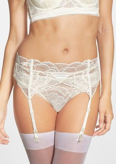 Calvin Klein 'Striking' Garter Belt