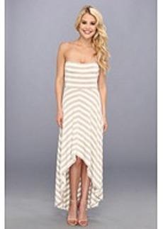 Calvin Klein Striped Cup Dress