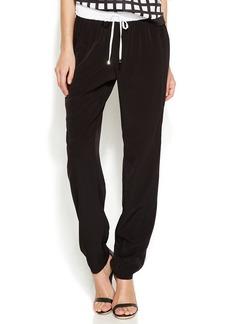 Calvin Klein Striped Soft Pants