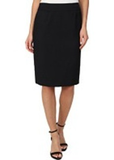 Calvin Klein Stripped Pencil Skirt