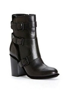 "Calvin Klein ""Susie"" Strapped Casual Boots"