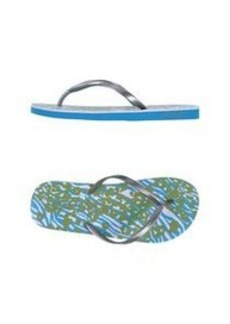 CALVIN KLEIN SWIMWEAR - Thong sandal