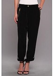 Calvin Klein Tab Cuff Woven Pant