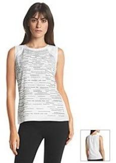 Calvin Klein Textured Heatfix Top