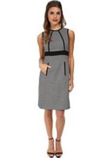 Calvin Klein Textured Sheath Dress