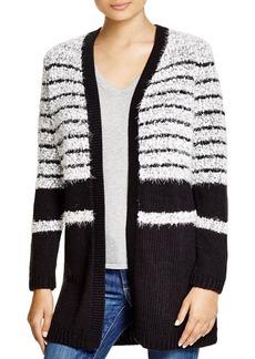 Calvin Klein Textured Stripe Cardigan