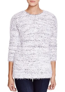 Calvin Klein Textured Sweater - Bloomingdale's Exclusive