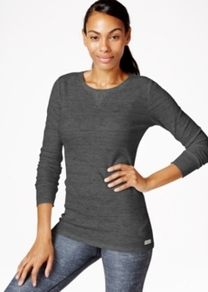 Calvin Klein Thermal Long-Sleeve Top