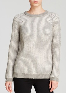 Calvin Klein Tonal Stripe Sweater