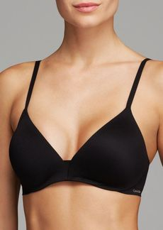 Calvin Klein Underwear Bra - Perfectly Fit Wirefree T-Shirt #F3839