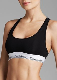 Calvin Klein Underwear Bralette - Modern Cotton #F3785