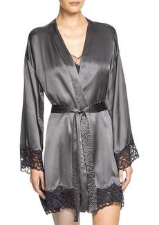 Calvin Klein Underwear CK Black Fearless Robe
