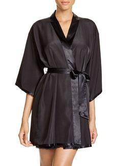 Calvin Klein Underwear CK Black Sensual Robe