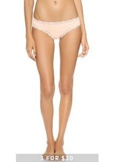 Calvin Klein Underwear Coquette Cotton Cheeky Bikini Briefs