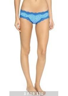 Calvin Klein Underwear Coquette Micro Cheeky Hipster