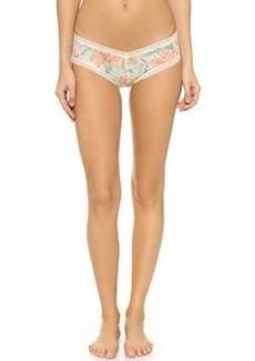 Calvin Klein Underwear Desire Cheeky Hipster Briefs