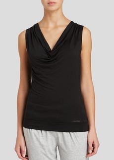 Calvin Klein Underwear Edge Cowl Top