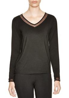 Calvin Klein Underwear Ethereal Pajama Top