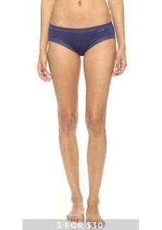 Calvin Klein Underwear Flourish Hipster Panties