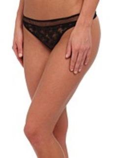 Calvin Klein Underwear Mesh Thong F3854