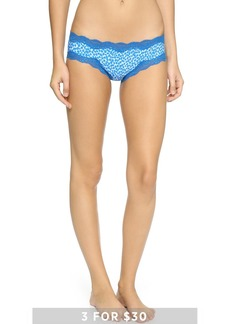Calvin Klein Underwear Micro Cheeky Hipster with Lace
