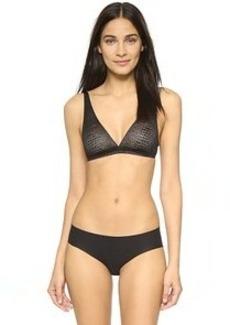 Calvin Klein Underwear Naked Touch Triangle Bra