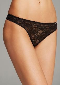 Calvin Klein Underwear Thong - Delicate #F3965