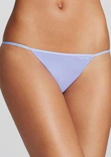 Calvin Klein Underwear Thong - Sleek String #D3509