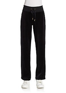 Calvin Klein Velour Trackpants