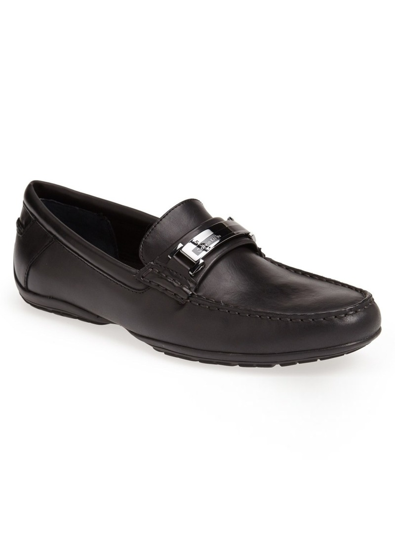Calvin Klein Mens Driving Shoes