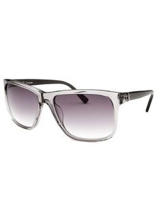 Calvin Klein Wayfarer Slate Grey Sunglasses