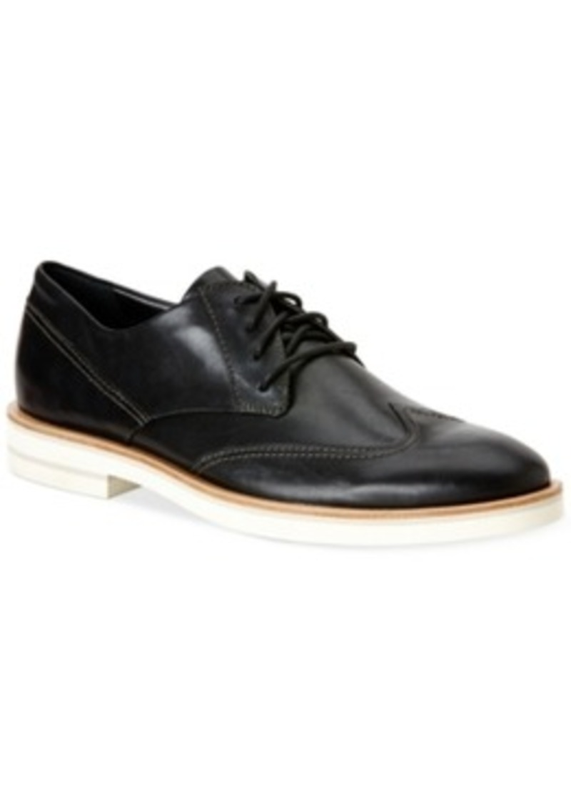 calvin klein calvin klein will wing tip shoes s shoes