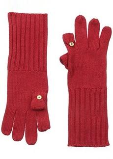 Calvin Klein Women's Acrylic Fliptip Glove