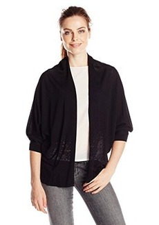 Calvin Klein Women's Burnout Cardigan