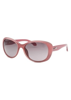 Calvin Klein Women's Butterfly Antique Rose Sunglasses