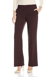Calvin Klein Women's Career Pant, Otter, 6