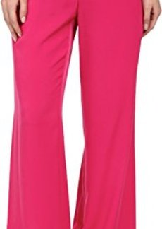Calvin Klein Women's CDC Pant with Pockets, Hibiscus, Medium
